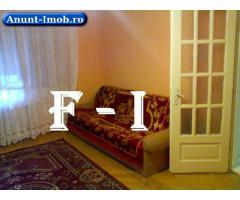 Anunturi Imobiliare Apartament 1 camera etaj 1 decomandat Vlaicu