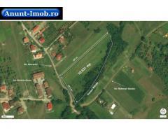 Anunturi Imobiliare Teren intravilan Borhanci pentru investitie/constructie