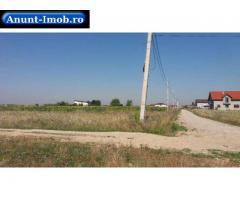 Anunturi Imobiliare Vand teren in Cornetu/Ilfov, str Taberei