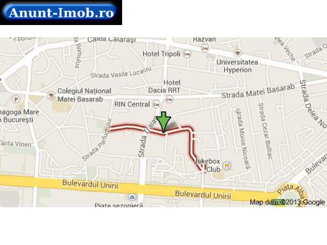 Anunturi Imobiliare 300 mp intersectie TRAIAN colt cu VULTURILOR, bd UNIRII