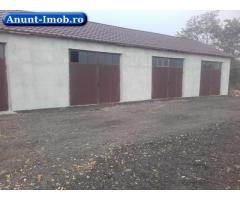 Anunturi Imobiliare Inchiriez 1 garaj cu canal pentru reparat masini