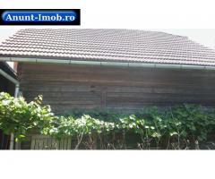 Anunturi Imobiliare Casa lemn de vanzare
