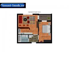 Anunturi Imobiliare Rahova – Preț promoțional, Bloc 2017 - Garsonieră dublă