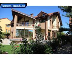 Anunturi Imobiliare Casa exclusivista de vanzare cu 6 camere Zona Alunis, Severi