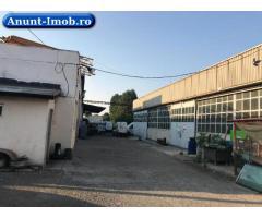 Anunturi Imobiliare Inchiriez spatiu depozitare/hala industriala/tamplatrie/serv
