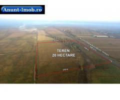 Anunturi Imobiliare Teren Autostrada Bucuresti Pitesti - 20 hectare