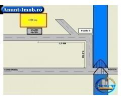 Anunturi Imobiliare Agigea Poarta 9 - Teren intravilan, ideal constructie siloz