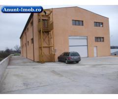 Anunturi Imobiliare Inchiriere spatiu depozit/birouri 600 mp, 1200 euro