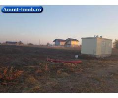 Anunturi Imobiliare Comuna Berceni terenuri in rate la proprietar