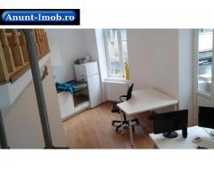 Anunturi Imobiliare Inchiriez Birou - Calea Victoriei/Piata Amzei (€450-20+7mp)