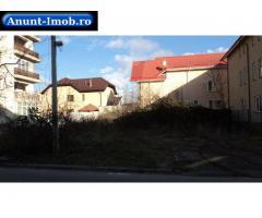 Anunturi Imobiliare Vanzare teren de constructie in Targoviste, Micro 3, CEC