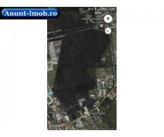 Anunturi Imobiliare Teren de vanzare Baneasa 250.000mp - zona Academia de Politi