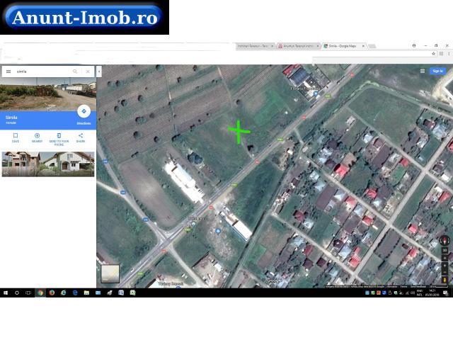 Anunturi Imobiliare INCHIRIEZ TEREN INTRAVILAN 3800 mp - SIMILA, JUD. VASLUI