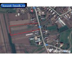 Anunturi Imobiliare Vand 18.000mp teren intravilan -40Km de Buc. si 15km de Ploi