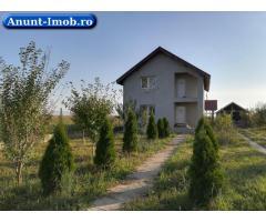 Anunturi Imobiliare Vând vila +teren intravilan 3300m2