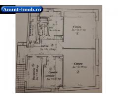 Anunturi Imobiliare Proprietar Inchiriez spatiu birouri la strada 80 mp