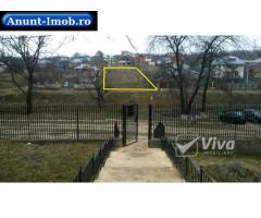Anunturi Imobiliare Bucium- Barnova, teren 1000 mp, peste drum de primarie, intr