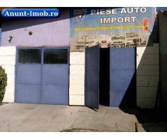 Anunturi Imobiliare Imobil P+E atelier service cu magazin