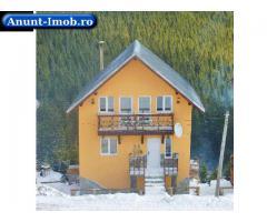 Anunturi Imobiliare Vand vila munte Ranca Gorj