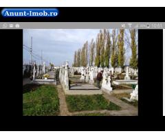 Anunturi Imobiliare Loc de veci Cimitirul Berceni 2
