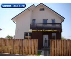 Anunturi Imobiliare Casa ta la cheie langa Bucuresti, 4 cam, 120 mp util, 250 mp