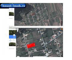 Anunturi Imobiliare 4500 mp teren de constructii Plaiesu Neamt