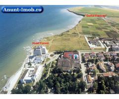 Anunturi Imobiliare Vand teren 1707 mp, primul rand la mare, Golful Francez