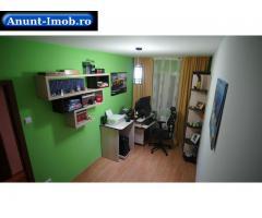 Anunturi Imobiliare Apartament cu 3 camere + dressing, complet mobilat si utilat