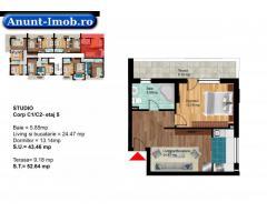 Anunturi Imobiliare Studio 2 Camere Dimitrie Leonida (Popesti Leordeni)