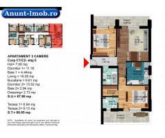 Anunturi Imobiliare Apartament 3 Camere Dimitrie Leonida - Berceni