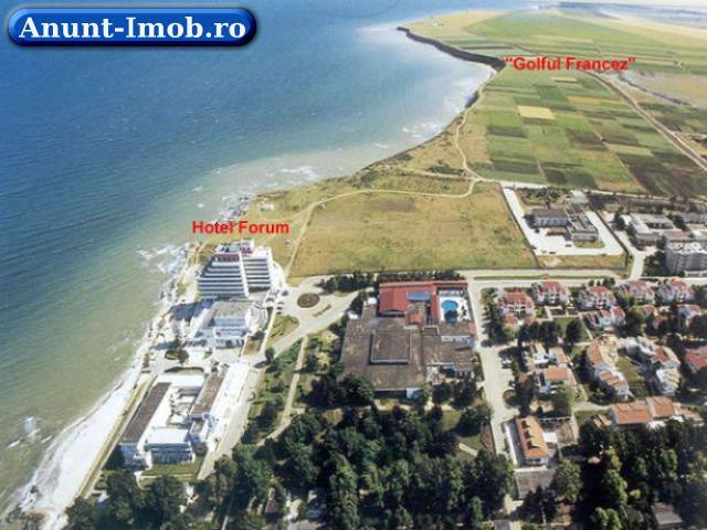 Anunturi Imobiliare Vand teren intravilan 1707 mp,primul rand la mare,Costinesti