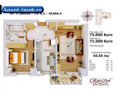 Anunturi Imobiliare 1minut metrou Pacii,Militari,apartament 2 camere in bloc nou