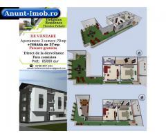 Apartament 3 camere+Terasa-Theodor Pallady