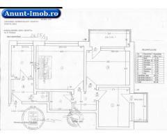 Anunturi Imobiliare Vand apartament 3 camere pe Nicolaie Titulescu (Gradina Bota