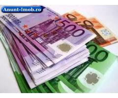 Anunturi Imobiliare Sincer, finanțarea banilor.