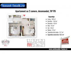 Anunturi Imobiliare Complex AmbasadOr, Apartament 2 camere, finalizare Mai