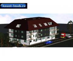 Anunturi Imobiliare Apartament 3 camere, MANSARDA in zona Tractorul – Brasov