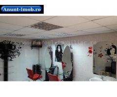 Anunturi Imobiliare Vanzare salon infrumusetare complet dotat cu aparatura