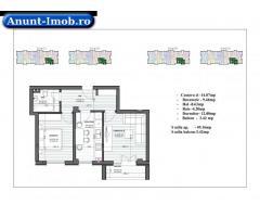Anunturi Imobiliare Apartament 2 camere Berceni - Dimitrie Leonida