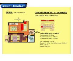 Anunturi Imobiliare Apartament 2 camere, etaj 2, zona Tractorul-Brasov