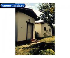 Anunturi Imobiliare Casa Cornesti Dambovita - conditii de oras in viata la tara