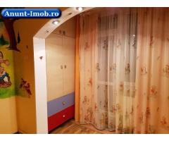 Anunturi Imobiliare vand apartament 3 camere mobilat si utilat zona Huedin
