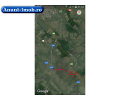 Anunturi Imobiliare Teren Zăiceşti 10.000m2 la strada principală E58