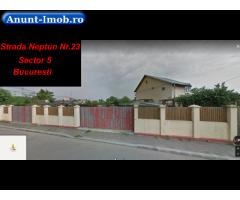 Anunturi Imobiliare Vand Teren PARCELABIL 3408 mp.-Str. Neptun Nr.23 ,Sector 5,