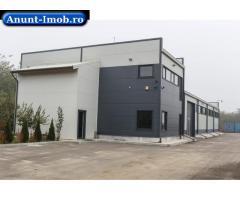 Anunturi Imobiliare Hala Productie Depozitare Birouri