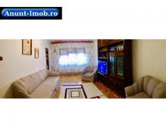 Anunturi Imobiliare Vand Apartament 3 cam decomandat Mobilat si Utilat complet