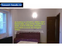Anunturi Imobiliare Inchiriez ap. 2CD ultracentral Iasi