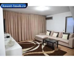 Anunturi Imobiliare Inchiriez ap 3 camere, tip penthouse, decomandat