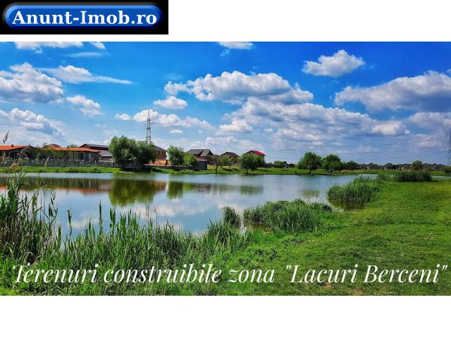 Anunturi Imobiliare Vanzare teren intravilan zona superba lacuri Berceni