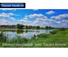 Vanzare teren intravilan zona superba lacuri Berceni